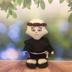 Boneco Francisco de Assis