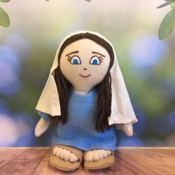 Boneca Maria de Nazaré
