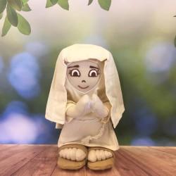 Boneco Clara de Assis