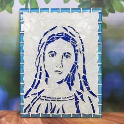 Mosaico Grande Maria de Nazaré