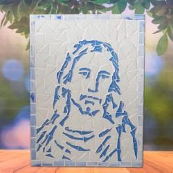 Mosaico Grande Jesus