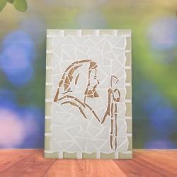 Mosaico Jesus Perfil