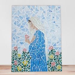 Mosaico Grande Maria com...